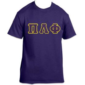 Pi Lambda Phi Purple Tshirt1 - Adgreek