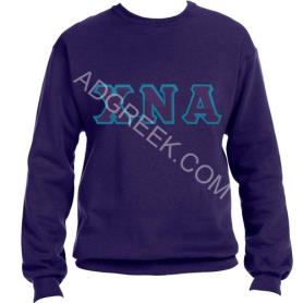 Chi Nu Alpha Purple Crewneck3 - Adgreek