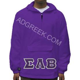 Sigma Lambda Beta Purple Pullover1 - Adgreek