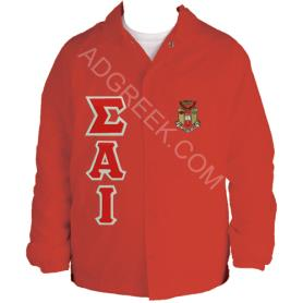 Sigma Alpha Iota Red Line Jacket2 - Adgreek