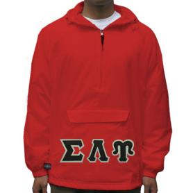 Sigma Lambda Upsilon Red Pullover1 - Adgreek