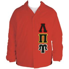 Lambda Pi Upsilon Red Line Jacket5 - Adgreek