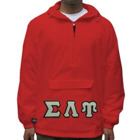 Sigma Lambda Upsilon Red Pullover2 - Adgreek