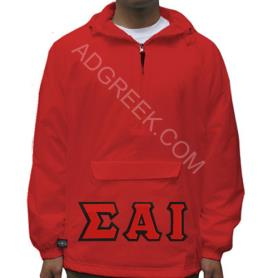 Sigma Alpha Iota Red Pullover1 - Adgreek