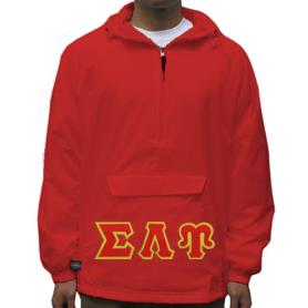 Sigma Lambda Upsilon Red Pullover3 - Adgreek