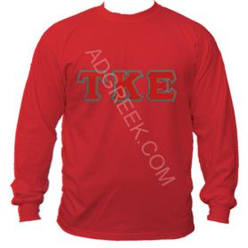 Tau Kappa Epsilon Red LST1 - Adgreek