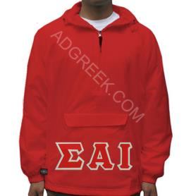 Sigma Alpha Iota Red Pullover2 - Adgreek