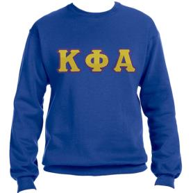 Kappa Phi Alpha Royal Crewneck1 - Adgreek