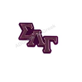 Sigma Lambda Gamma Big Pin - Adgreek