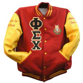 Size Small  (Leather Varsity Jacket***Delivery Time:6_8 weeks) - Adgreek