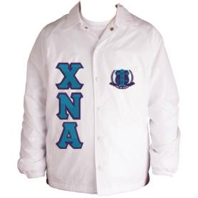 Chi Nu Alpha white Line Jacket8 - Adgreek