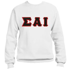 Sigma Alpha Iota White Crewneck1 - Adgreek