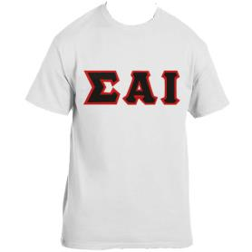 Sigma Alpha Iota White Tshirt1 - Adgreek
