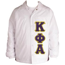 Kappa Phi Alpha White Line Jacket6 - Adgreek