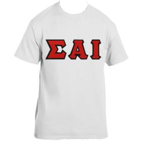 Sigma Alpha Iota White Tshirt2 - Adgreek