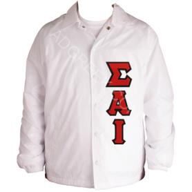 Sigma Alpha Iota White Line Jacket4 - Adgreek