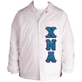 Chi Nu Alpha white Line Jacket10 - Adgreek