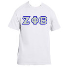 ZFB T Shirt(White002) - Adgreek