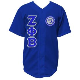 Zeta Phi Beta Mesh Royal Baseball Jersey3 - Adgreek