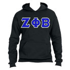 ZFB Sweat Hood (Black 001) - Adgreek