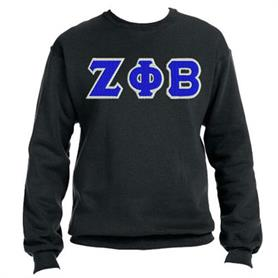 ZFB Crewneck Sweat Top(Black 001) - Adgreek
