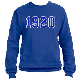 ZFB Crewneck Sweat Top (Royal 005) - Adgreek