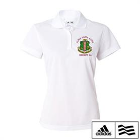 adidas - Golf Ladies' ClimaLite® Basic Polo - A131 - Adgreek