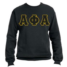 AFA- Sweat Top(Black) - Adgreek