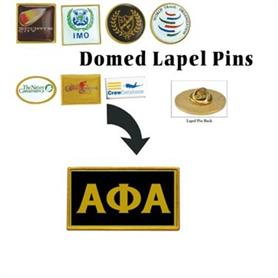 Alpha Phi Alpha Lapel Pin(Black) - Adgreek