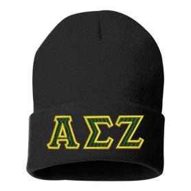 Alpha Sigma Zeta ski hat2 - Adgreek