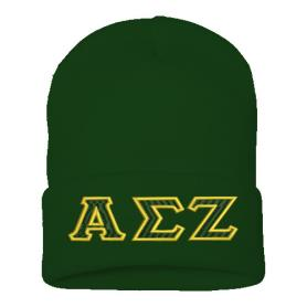 Alpha Sigma Zeta ski hat3 - Adgreek