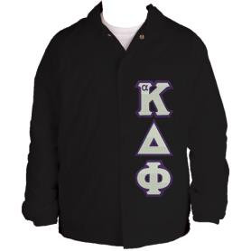Alpha Kappa Delta Phi Black Line Jacket2 - Adgreek