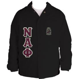 Nu Alpha Phi Black Line Jacket1 - Adgreek