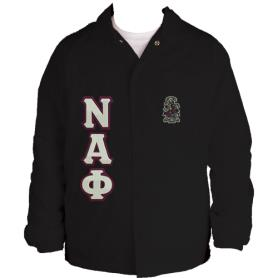 Nu Alpha Phi Black Line Jacket2 - Adgreek
