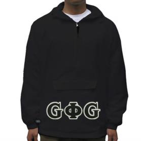 Groove Phi Groove Black Pullover1 - Adgreek