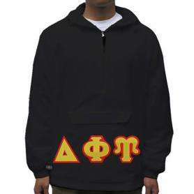 Delta Phi Upsilon Black Pullover1 - Adgreek