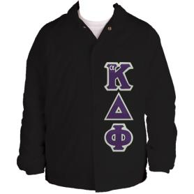 Alpha Kappa Delta Phi Black Line Jacket1 - Adgreek