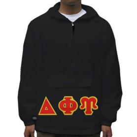 Delta Phi Upsilon Black Pullover2 - Adgreek