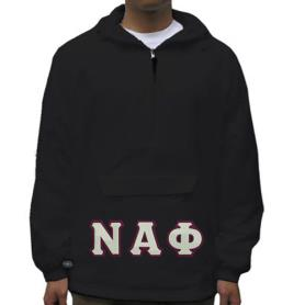 Nu Alpha Phi Black Pullover2 - Adgreek