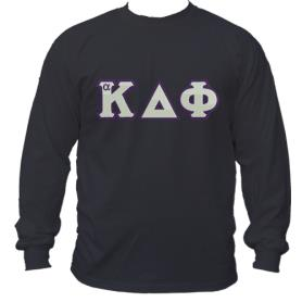 Alpha Kappa Delta Phi Black LST2 - Adgreek