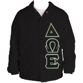 Delta Omega Epsilon Black Line Jacket1 - Adgreek