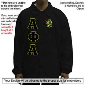 AFA Crossing Jacket - Adgreek