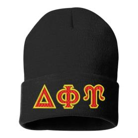 Delta Phi Upsilon ski hat1 - Adgreek