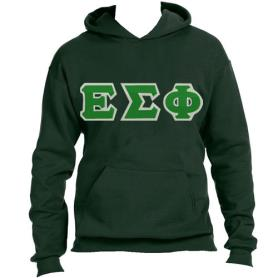 Epsilon Sigma Phi Forest Green Hoodie1 - Adgreek
