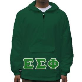 Epsilon Sigma Phi Forest Green Pullover1 - Adgreek