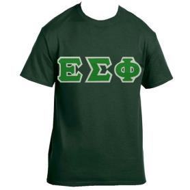 Epsilon Sigma Phi Forest Green Tshirt1 - Adgreek