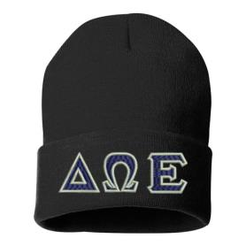 Delta Omega Epsilon ski hat1 - Adgreek