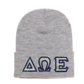 Delta Omega Epsilon ski hat2 - Adgreek