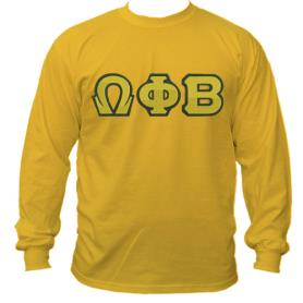Omega Phi Beta Gold LST1 - Adgreek