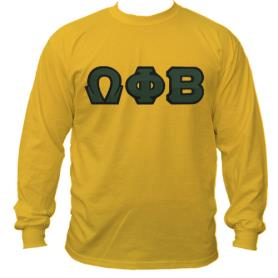 Omega Phi Beta Gold LST2 - Adgreek